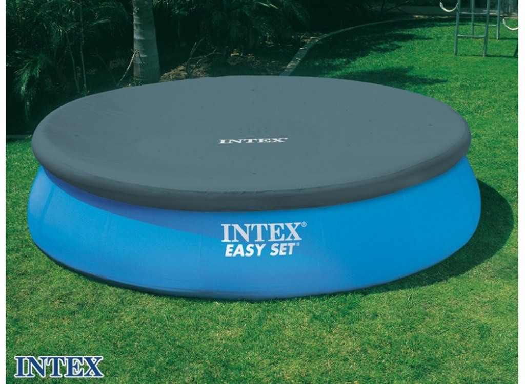 bache piscine intex 3.66
