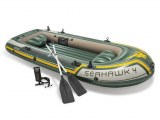 Bateau gonflable 4 places SEAHAWK 4 INTEX