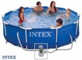 PISCINE Tubulaire INTEX 3,05 x 0,76 m + POMPE 2 m3/h